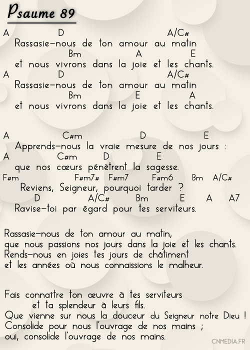 Cifra11:10_psaumes89