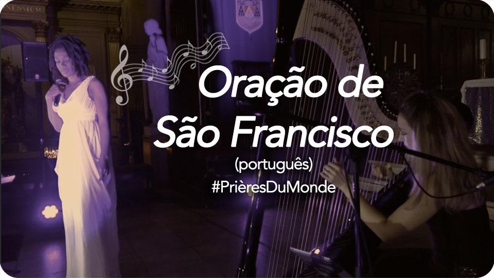Oraçao Sao Francisco